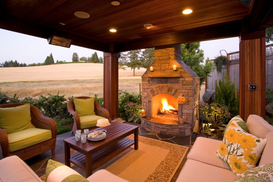 Outdoor Entertainment Ideas For The Summer Patio Speakers