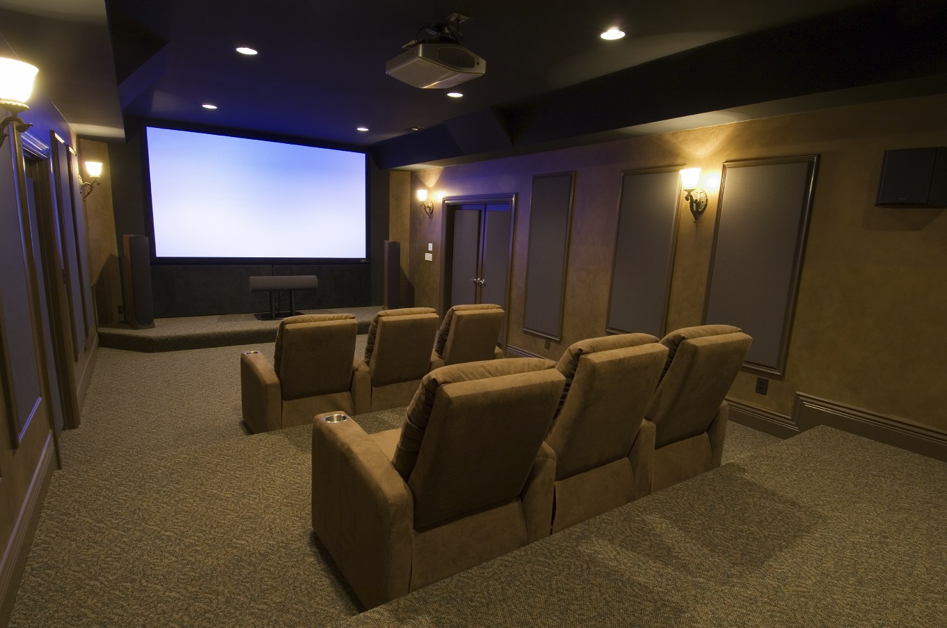 Home theater sale frisco media rooms frisco home for What is a media room